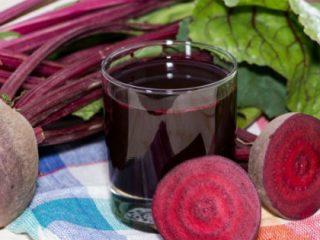 Свекольный сок: полезные свойства и противопоказания
