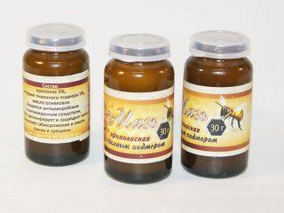Пчелиный подмор: лечение аденомы простаты