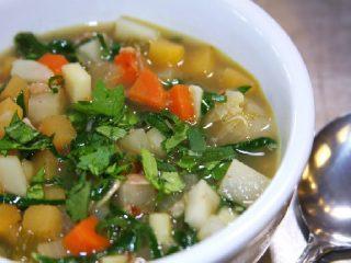Вкусный суп из сельдерея для похудения