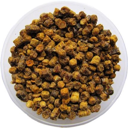 как едят пергу пчелиную