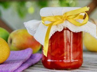 Грушевое варенье с лимоном: рецепт на зиму