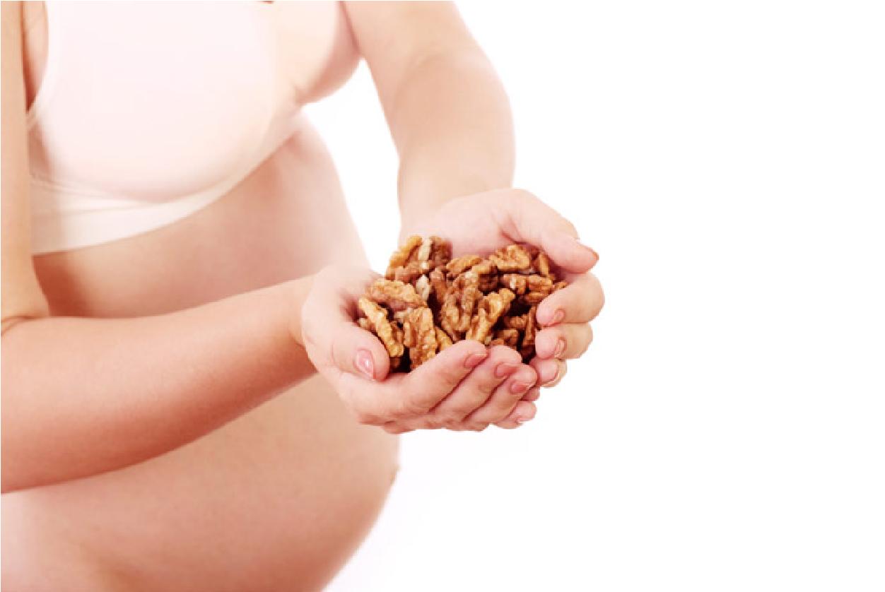 Орехи при беременности: польза, вред и противопоказания