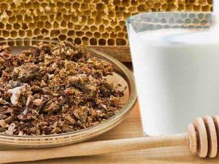 Настойка прополиса с молоком: лечебные свойства и противопоказания