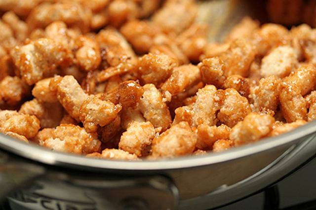 Как приготовить арахис в сахаре