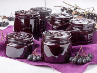 Варенье из черноплодной рябины на зиму: 15 рецептов