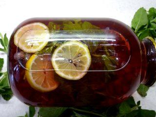 Рецепты компота из черноплодной рябины на зиму