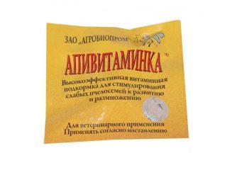 Апивитаминка: инструкция по применению