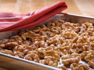 Как правильно сушить грецкие орехи
