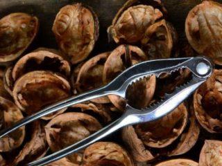Скорлупа грецкого ореха в огороде