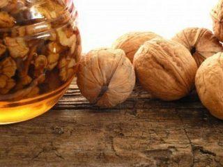 Лечение настойкой грецких орехов