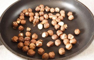 Как пожарить орехи в духовке фундук
