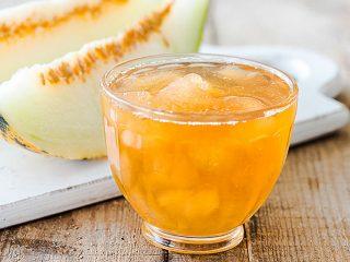 Варенье из дыни с лимоном и апельсином