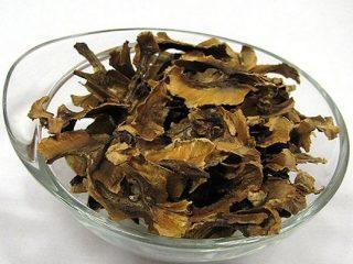 Перегородка грецкого ореха: польза и вред
