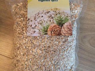 Применение жмыха кедрового ореха