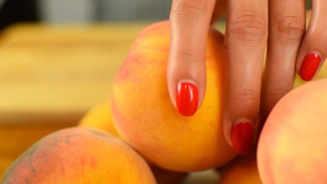 Варенье из персиков — простые рецепты заготовки на зиму
