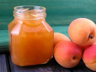 Повидло из персиков на зиму: 13 простых рецептов