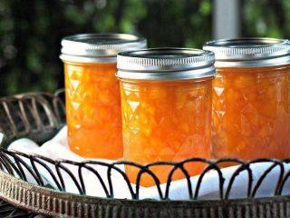 Конфитюр из персиков на зиму: 11 простых рецептов