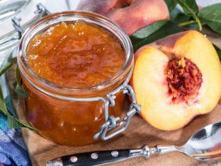 Персиковое варенье Пятиминутка