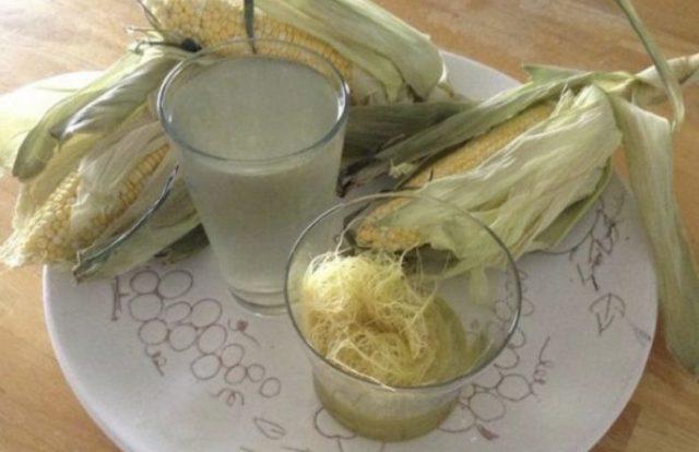 Как заваривать и пить кукурузные рыльца