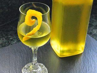 Лимонная настойка: на водке, на спирту
