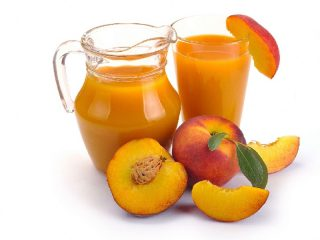Персиковый сок в домашних условиях на зиму