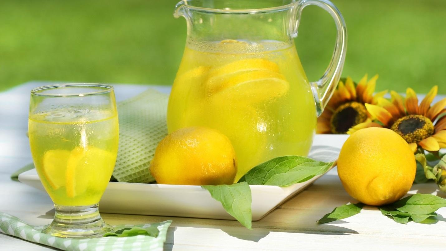 Лимоны сок похудение