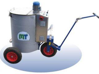 Молочное такси для телят