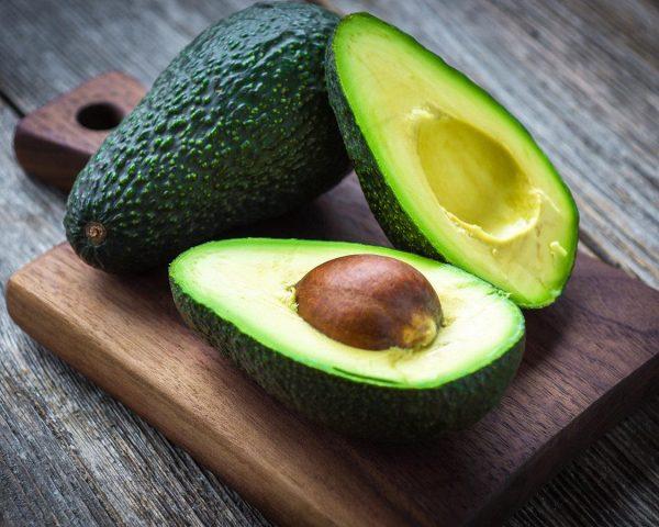 Авокадо темный внутри можно есть
