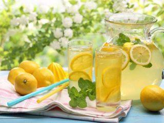 Как сделать лимонад в домашних условиях из лимона