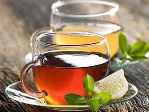 Чай с лимоном: польза и вред