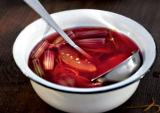 Вино из ревеня рецепты приготовления в домашних условиях