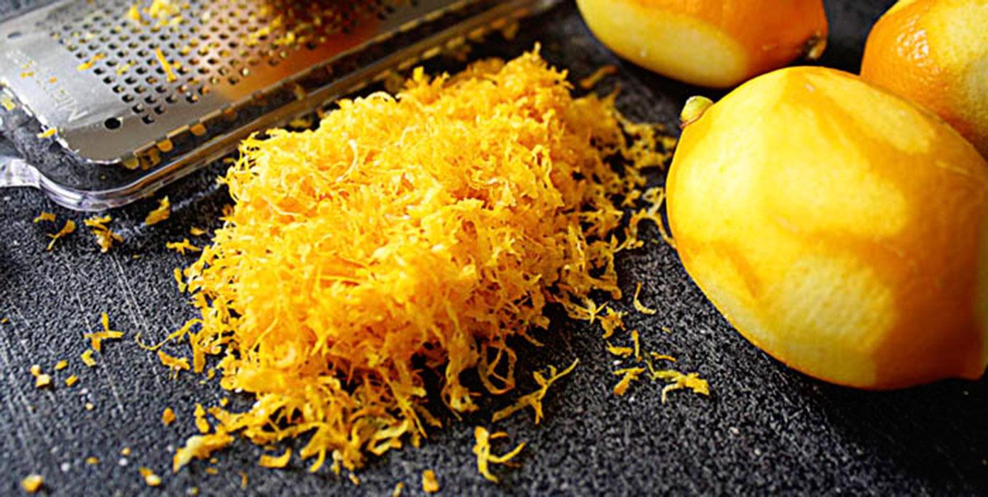 Цедра (корка, кожура) лимона: что это такое, польза и вред для организма