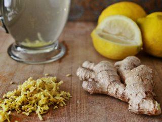 Имбирь, лимон, чеснок для похудения