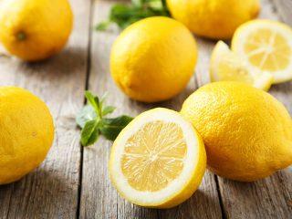 Польза лимона для организма человека