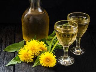 Одуванчиковое вино: фото, польза, вкус, отзывы