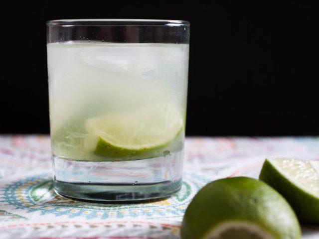 Водка с лаймом рецепты настоек на спирту, самогоне, с мятой