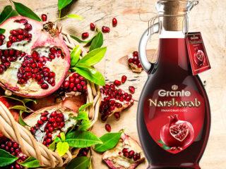 Гранатовый сироп из Турции: применение и рецепты