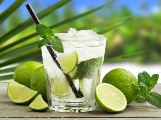 Напиток из лайма и мяты: рецепты домашнего лимонада