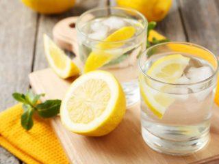 Вода с лимоном для похудения: отзывы и рецепты