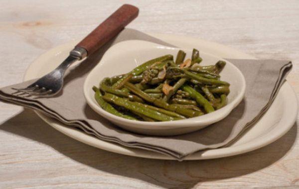 Салат из соленого папоротника рецепт