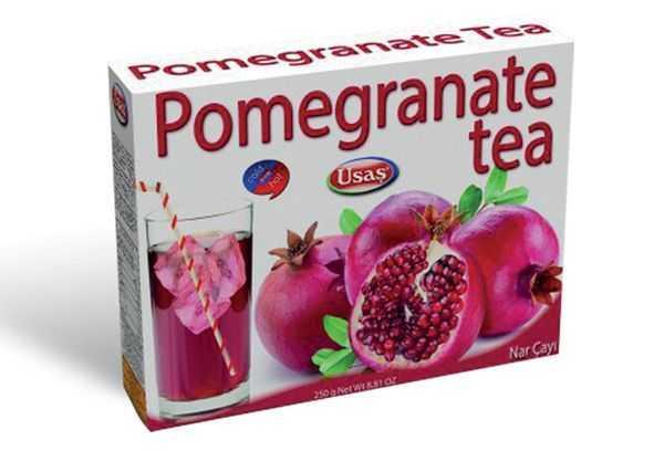 Гранатовый чай из Турции польза и вред, как правильно заваривать, отзывы