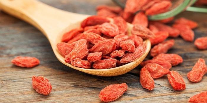 ягоды годжи для похудения реальные отзывы как принимать