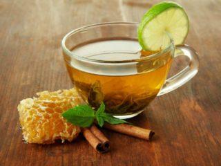 Рецепты чая с лаймом