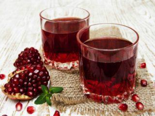 Чем полезен гранатовый сок для женщин и мужчин
