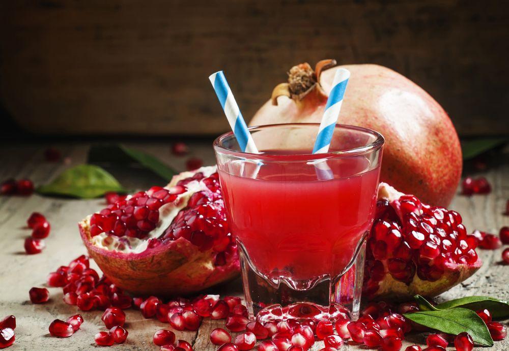 Компот из граната: рецепты с яблоками, фейхоа, кожурой