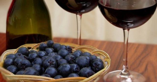 Вино из голубики в домашних условиях рецепты с фото, видео, полезные свойства