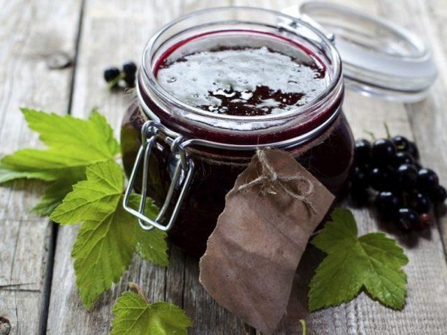 Варенье из черной смородины через мясорубку рецепты на зиму