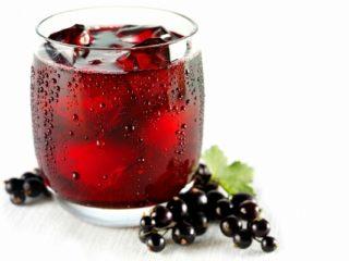 Сок из черной смородины: рецепты на зиму