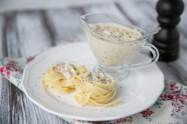 Грибной соус из лисичек рецепты подливы к мясу, спагетти