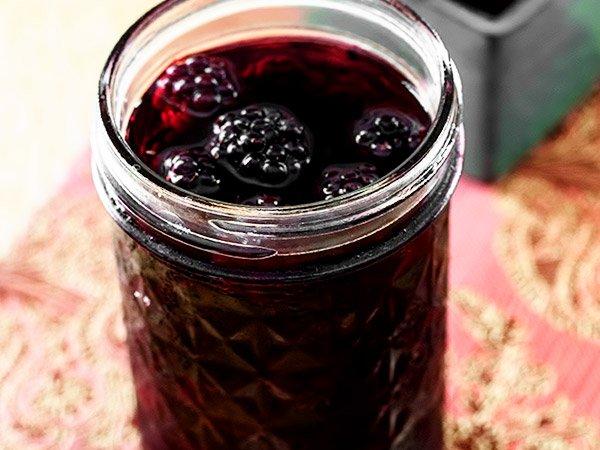 Варенье из черной малины на зиму рецепты приготовления с фото